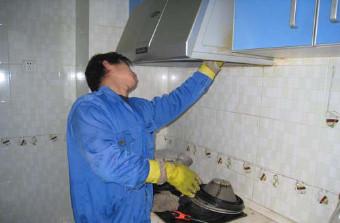 重庆油烟机清洗