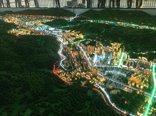 重庆景观模型公司