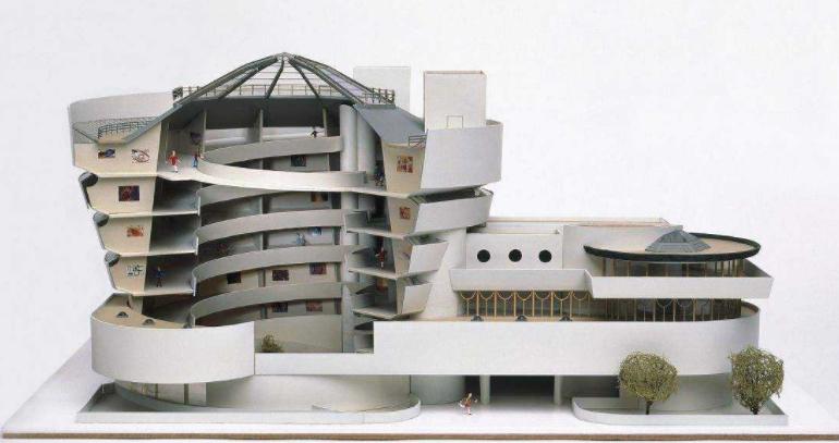 重庆别墅建筑模型