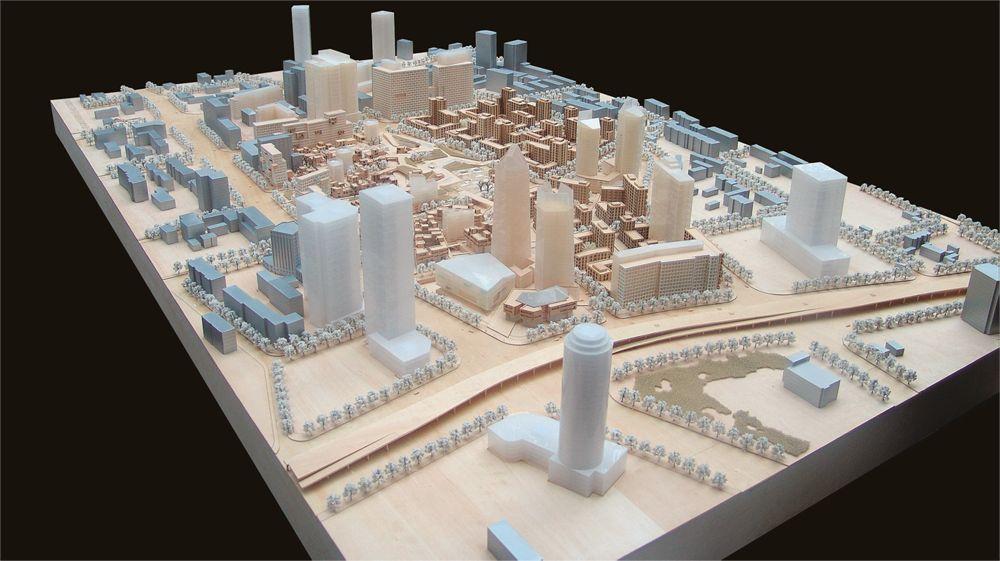 渝北建筑模型公司