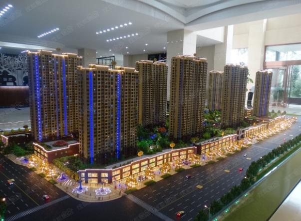 重庆渝中区沙盘模型