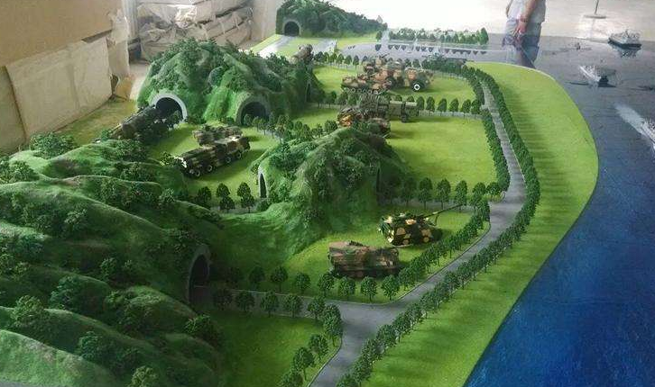重庆规划沙盘模型公司