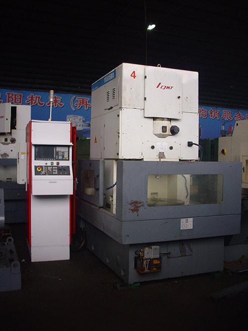 YK510D三轴数控插齿机