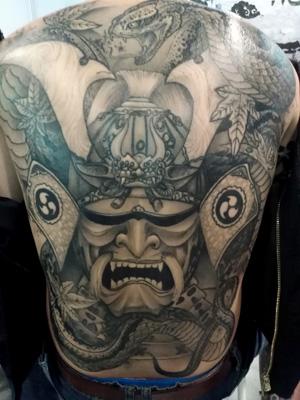 观音桥纹身店