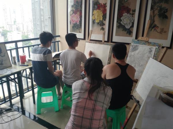 刺青美术培训