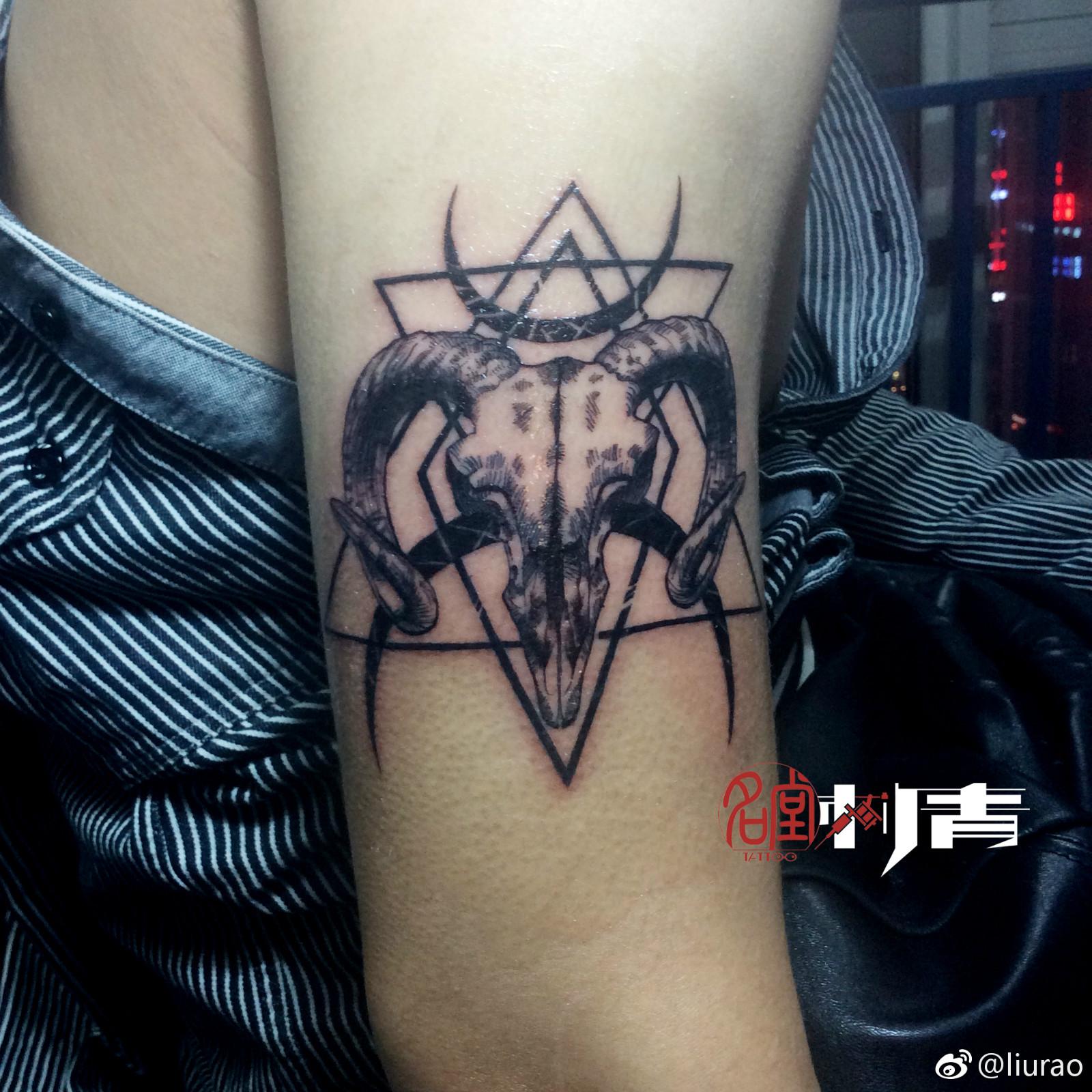 重庆观音桥纹身