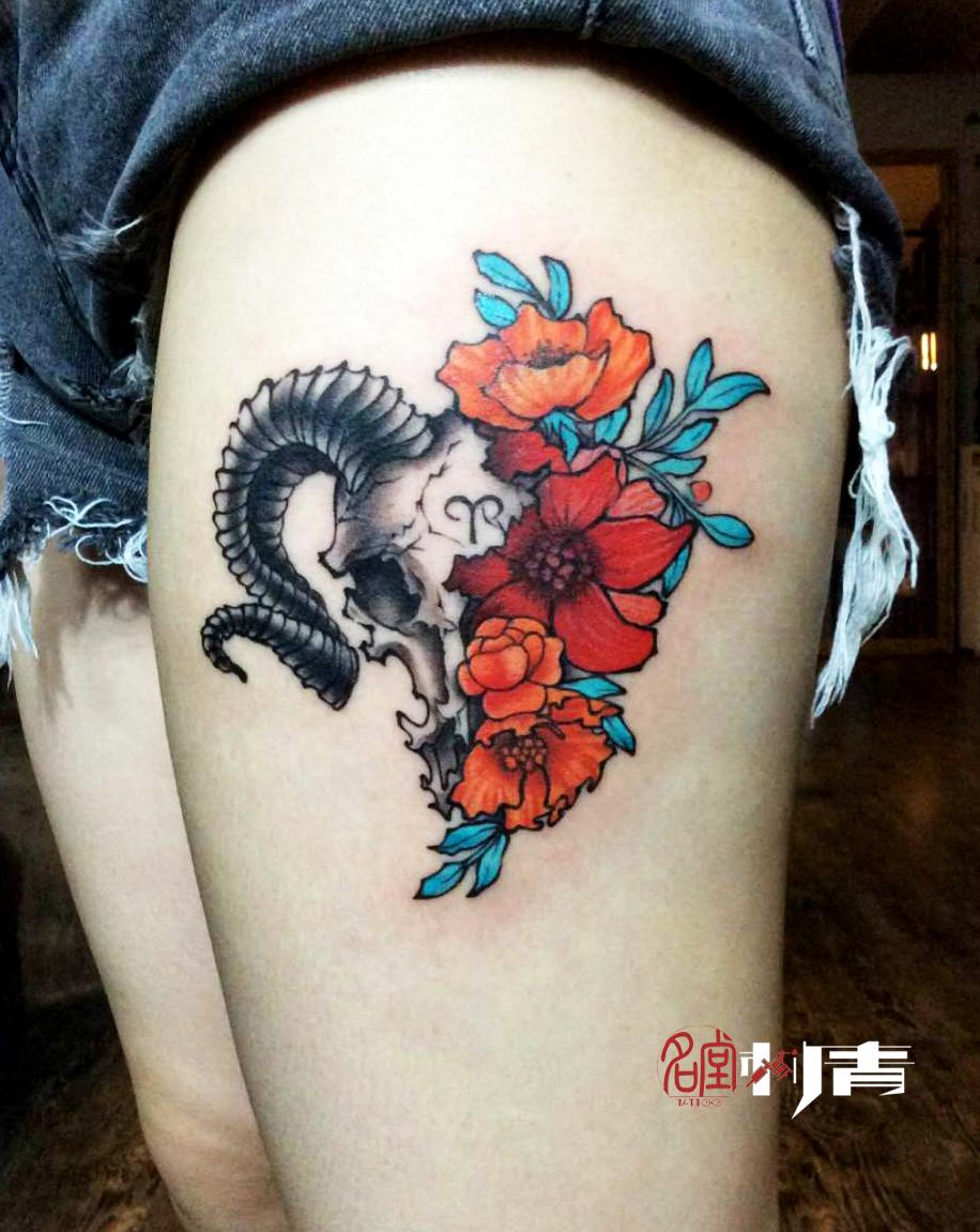 重庆刺青-纹身图案