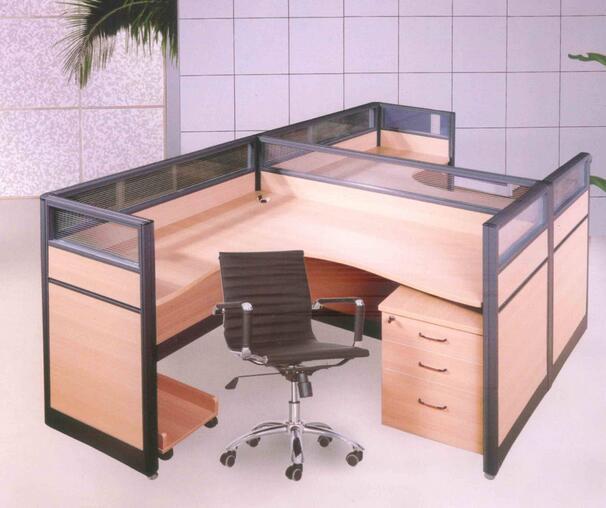 简易办公桌屏风