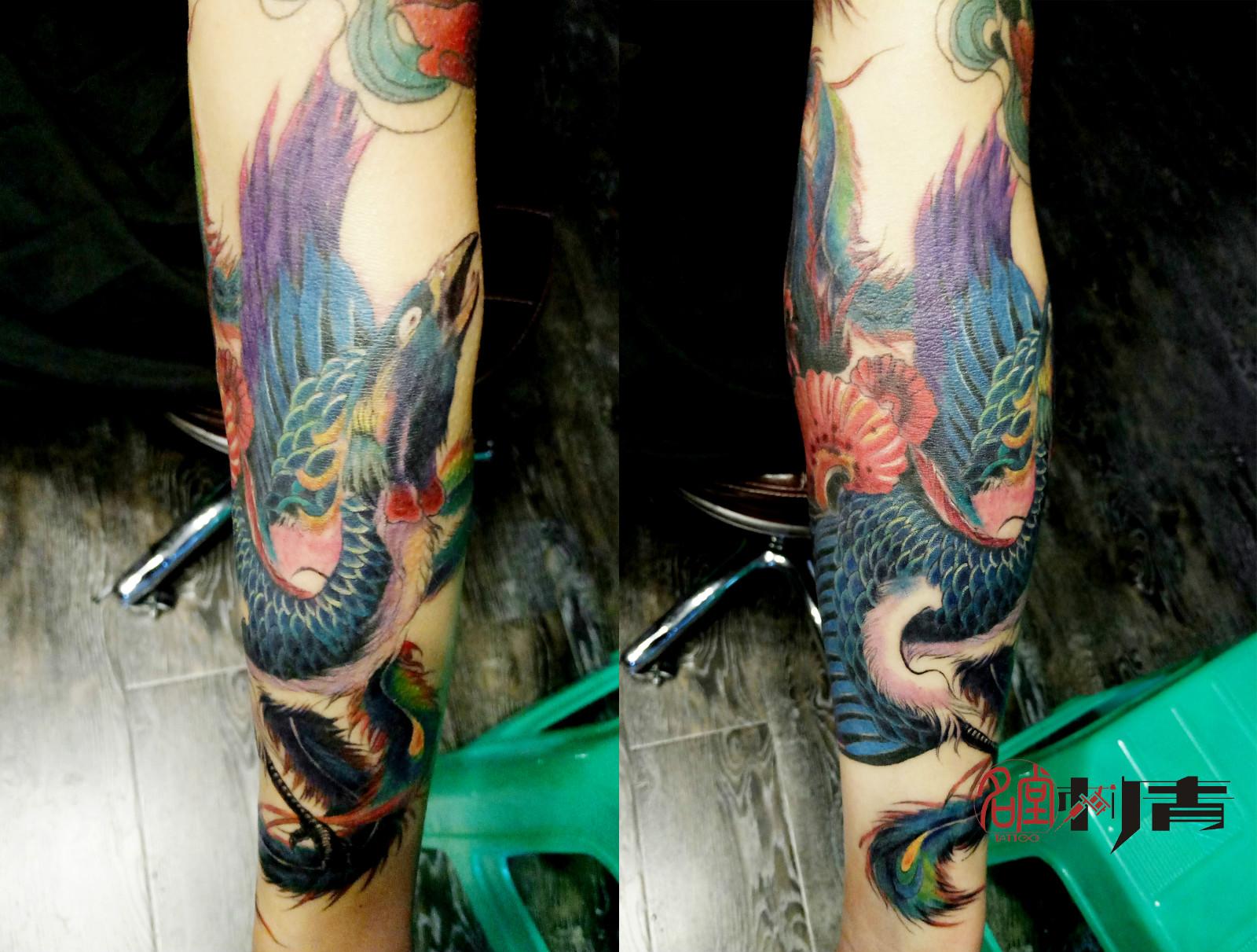重庆九龙坡纹身