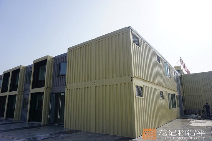 重庆住人集装箱房屋