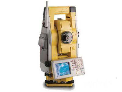 拓普康测量机器人全站仪
