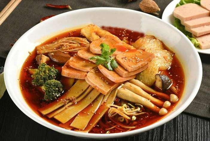 重庆冒菜加盟商