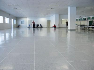 重庆PVC防静电地板保养