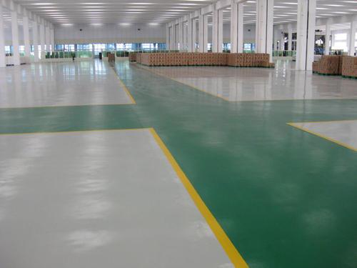 重庆防静电耐磨地坪