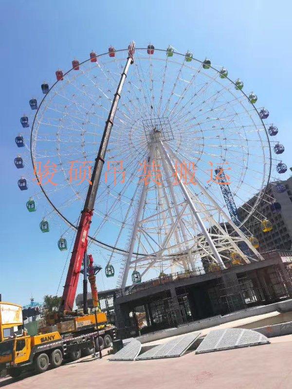 贵州高空设备吊装