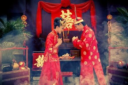 重庆古典婚礼定制