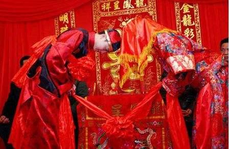 重庆古装婚宴策划
