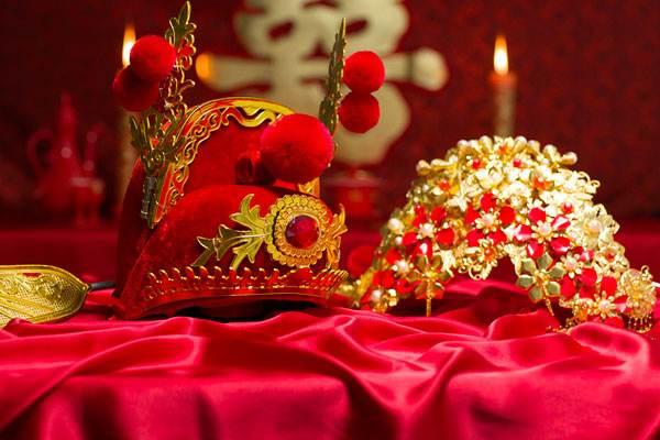 重庆古装婚宴