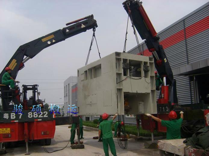 贵阳货柜装卸工程