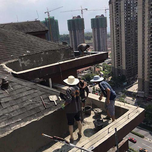 重庆建筑�l�修