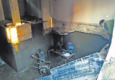 重庆挖地下室