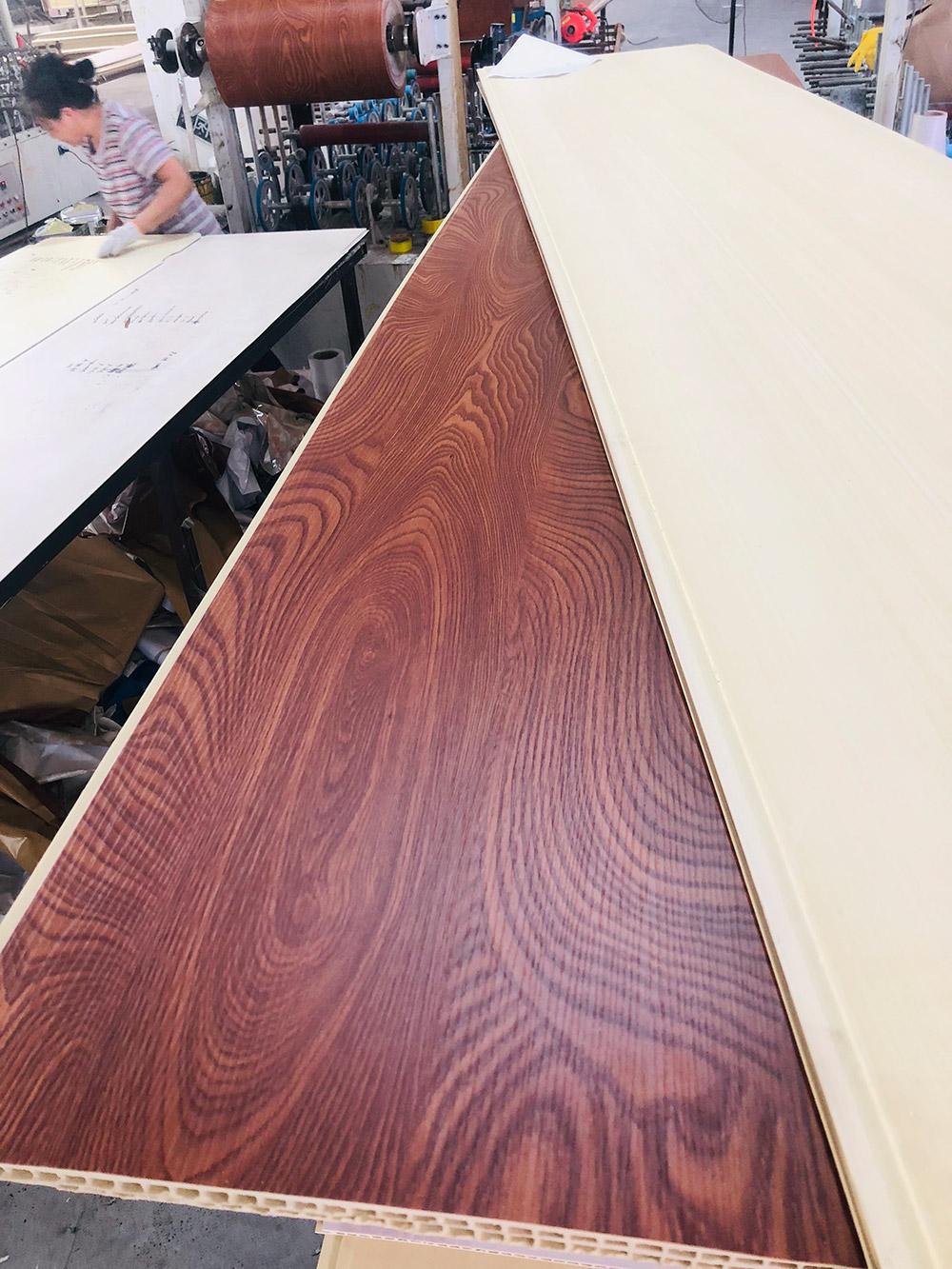 竹木纤维集成墙板