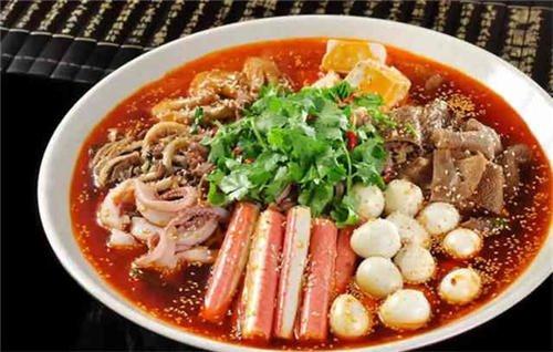 重庆受欢迎的冒菜