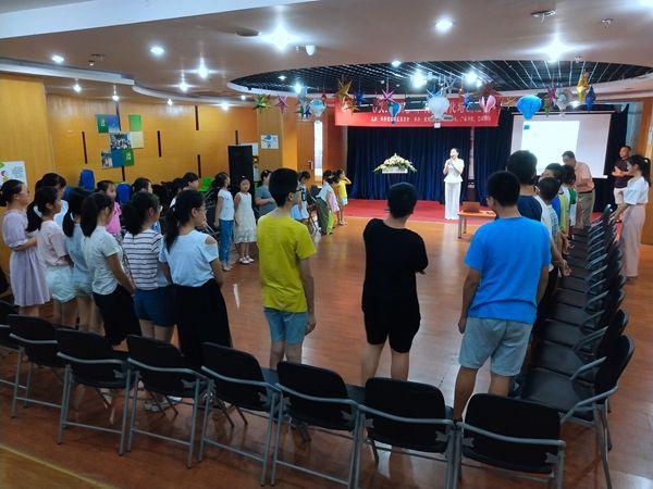 青少年形体仪态礼仪训练营