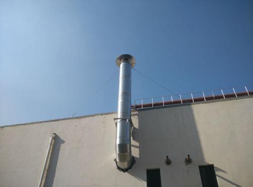 重庆不锈钢烟囱应用