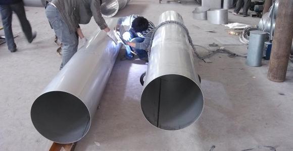 云南不锈钢风管厂家