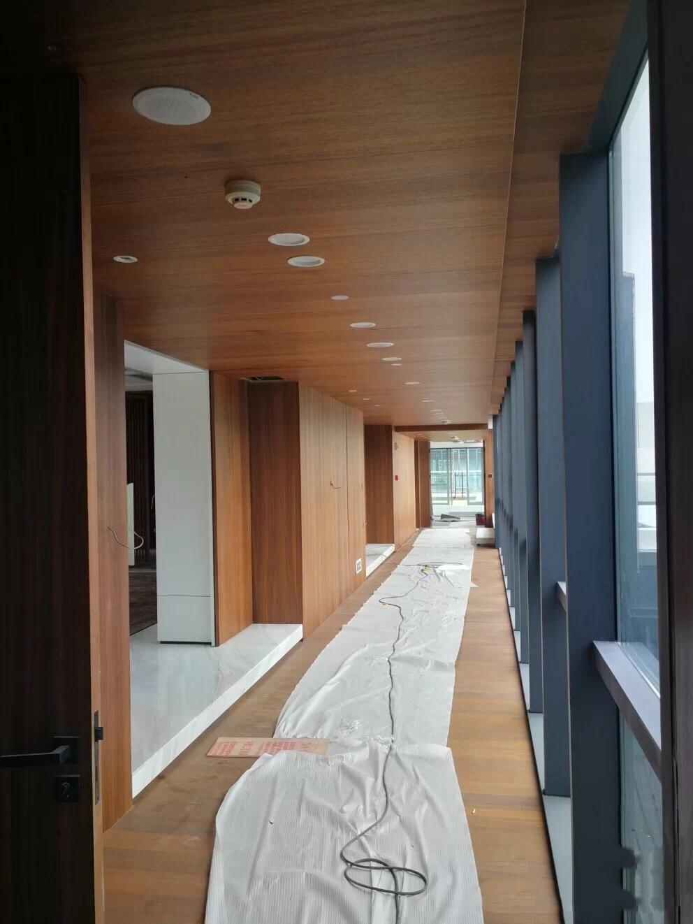 木塑饰面板