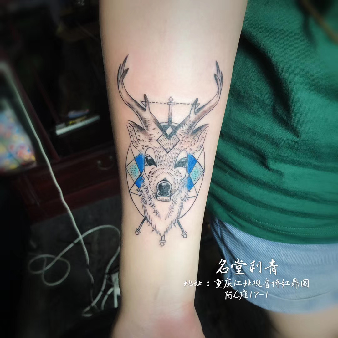 渝北纹身店培训
