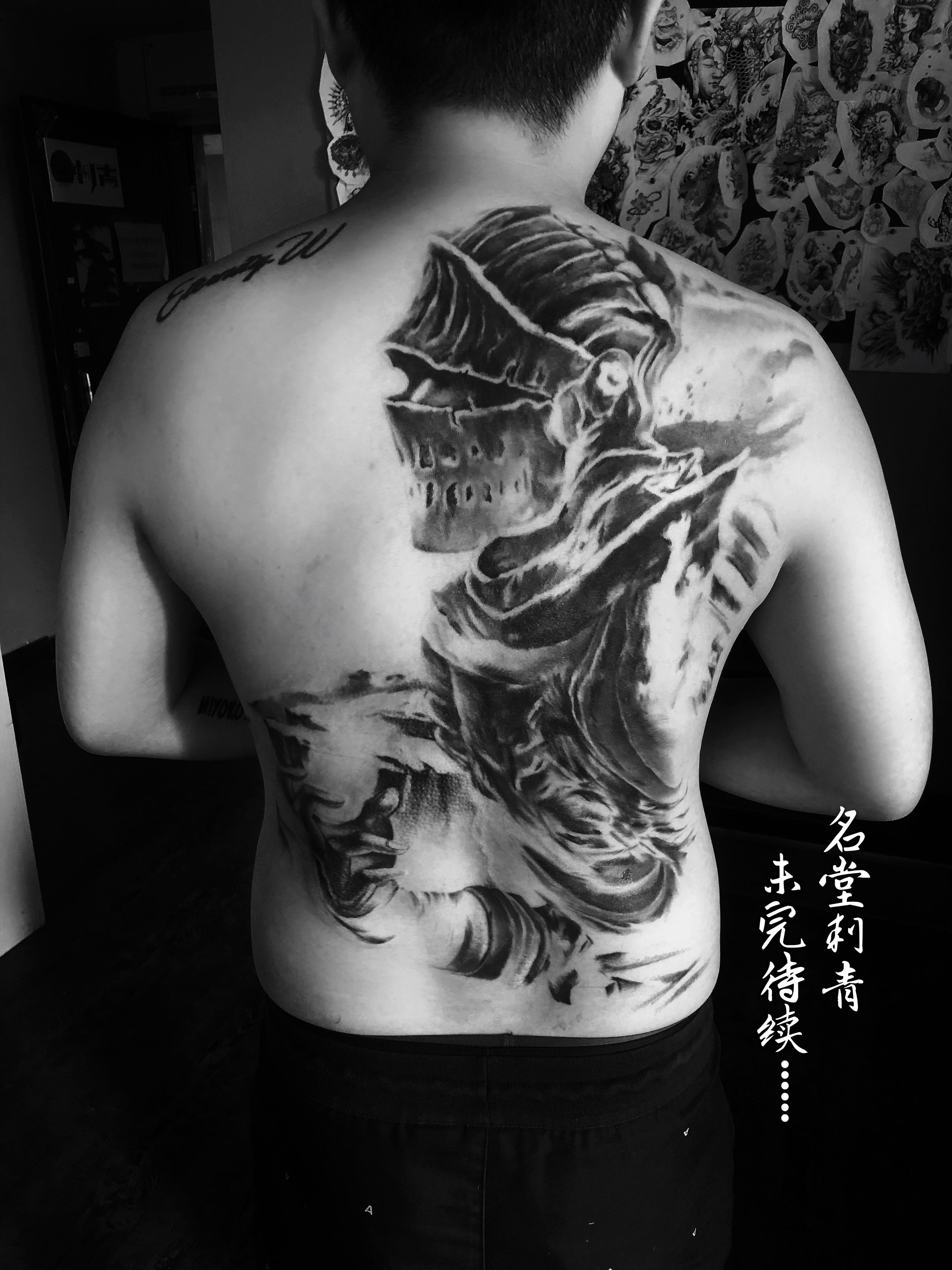 重庆刺青素描培训