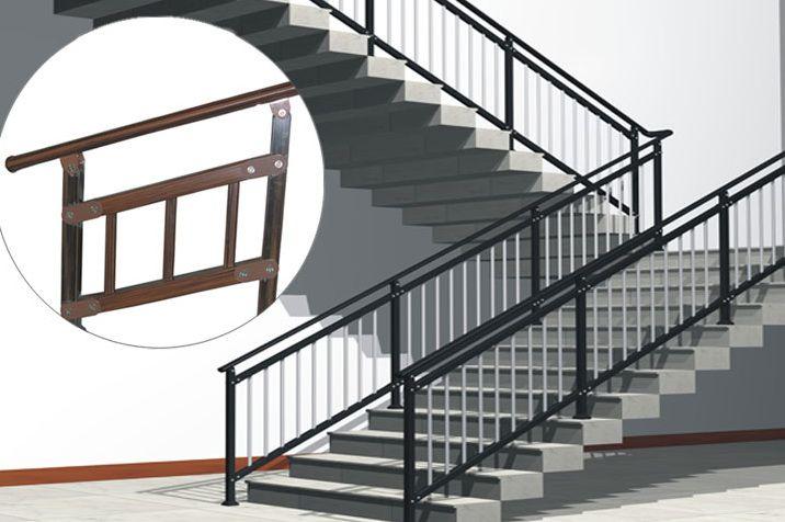 武漢樓梯扶手護欄