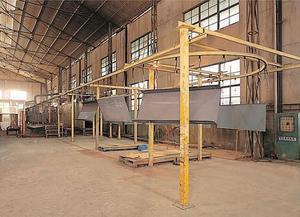 武汉喷涂加工厂