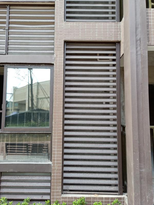 武汉百叶窗工程