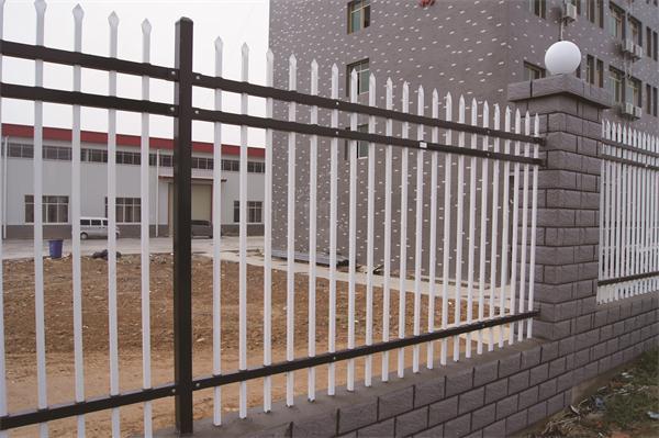 武汉锌钢围墙栏杆厂家