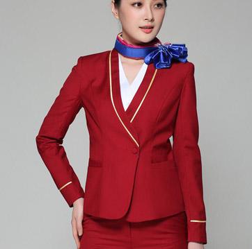 空姐服装定做