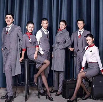 制作空姐服饰