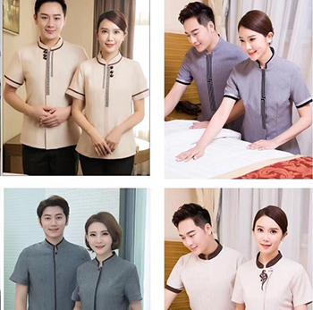 物業保潔服裝定製批發