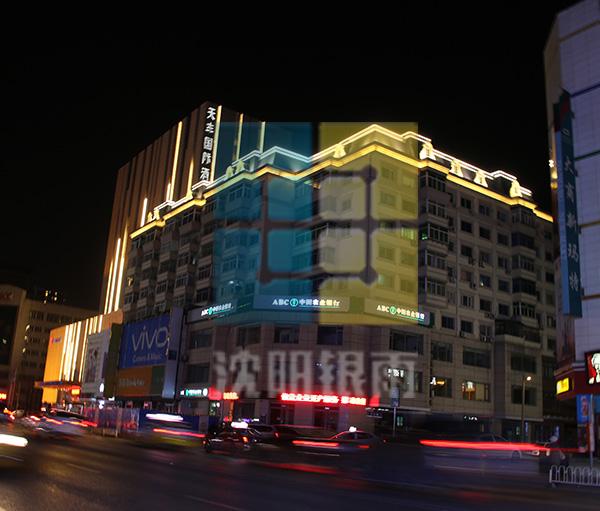 济南商业照明工程