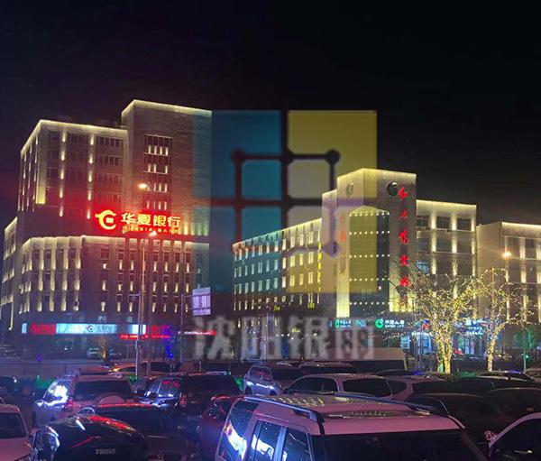 郑州商业照明工程