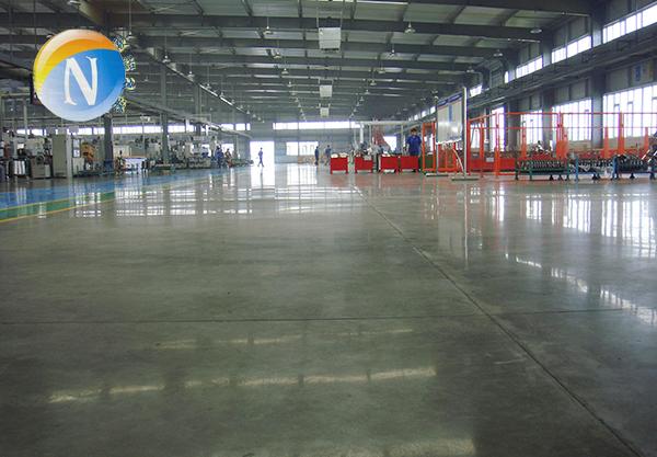 沈阳固化地坪的材质要求