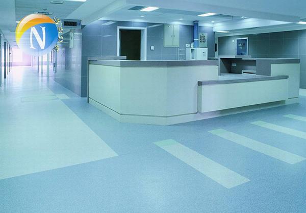 商用塑胶地板保养