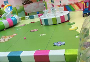 儿童塑胶地板设计