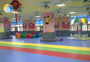 儿童塑胶地板厂