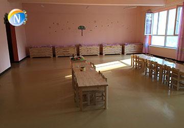 沈阳儿童塑胶地板施工