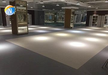 商用塑胶地板工程