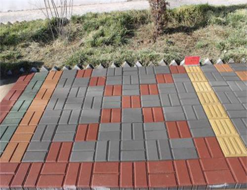 人行步道砖