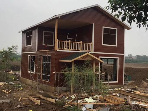 防腐木木屋�e墅